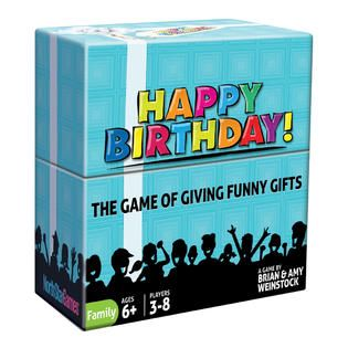 North Star Games Happy Birthday!   Toys & Games   Family & Board Games