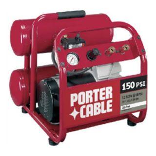 PORTER CABLE C3101 4 Gallon 3 HP Compressor