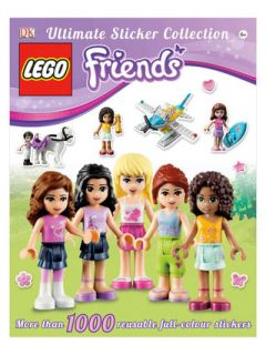 Ultimate Sticker Collection: LEGO Friends by Peguin Random House