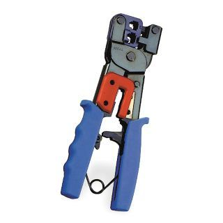 IDEAL Ratcheting Crimper,Manual   Cable and Wire Crimping Tools   5LH82 30 696