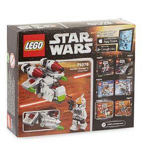 LEGO   Republic Gunship