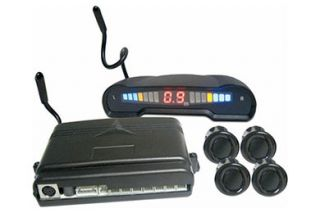 Stellar Wireless Backup Sensor   Best Price on Stellar Ultrasonic Backup Sensor Systems for Cars, Trucks & SUV