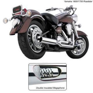 2009 Kawasaki VN2000A Vulcan 2000 Exhaust System   Cobra Exhaust, Cobra Power Pro HP 2 Into 1
