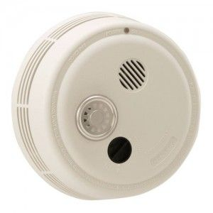 Gentex 7100T Smoke Alarm, 120V AC Photoelectric w/ Integral Thermal Sensor & Solid State Sounder