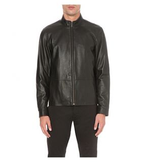 MICHAEL KORS   Moto leather jacket