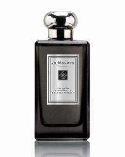 Jo Malone London Dark Amber & Ginger Lily Cologne Intense, 3.4 oz.