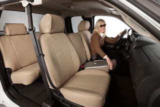 Cal Trend I Can't Believe It's Not Leather Seat Covers   Reviews on Fake/Faux Leather Like Car Seat Cover
