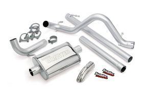 2007 2011 Jeep Wrangler Performance Exhaust Systems   Banks 51322   Banks Monster Exhaust System