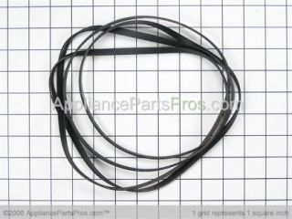 Whirlpool WP33002535 Dryer Drum Belt