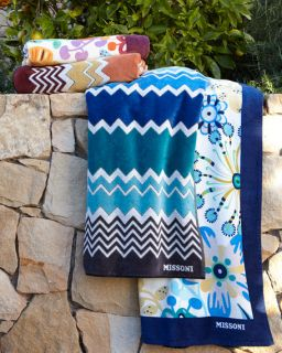 Trina Turk Island Swirl Beach Towel, 36 x 67