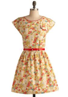 Family Recipe Dress  Mod Retro Vintage Dresses
