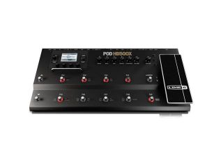 Line 6 POD HD500X Guitar Multi Effects Processor