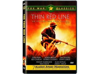 The Thin Red Line Sean Penn, Adrien Brody, Jim Caviezel, Ben Chaplin, George Clooney, John Cusack, Woody Harrelson, Elias Koteas, Jared Leto, Dash Mihok