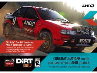 AMD GIFT Dirt Rally