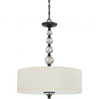 Downtown 4 Light Drum Pendant by House of Hampton