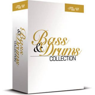Waves Signature Series Bass and Drums Collection   BDSSNA Q