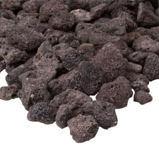 Real Flame Black Lava Rock L10001 BKL