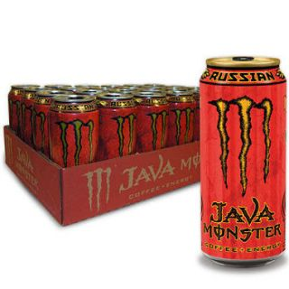 Java Monster Russian   24/15oz