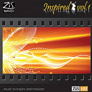Sound Ideas The Zis Music Library (Inspired Vol. 1) SS ZIS Z103