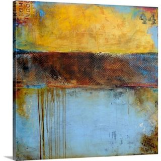 Great Big Canvas Crossroad 44 by Erin Ashley Painting Print on Canvas