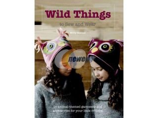 Wild Things to Sew and Wear PAP/CDR