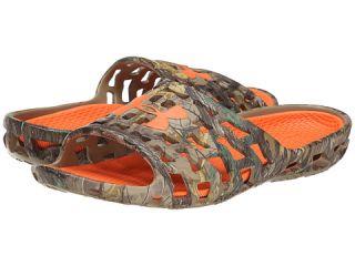 Under Armour Ua Mavrix Camo Sl Realtree Ap Xtra Cleveland Brown Blaze Orange, Shoes, Under
