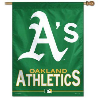 WinCraft Oakland Athletics 27 x 37 Vertical Banner