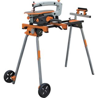 HTC PortAMate Professional Miter Saw Stand, Model# PM-5000  Saw Stands   Accessories