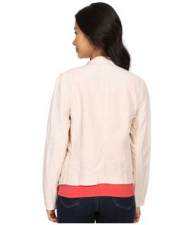 Nic Zoe Sundown Moto Jacket Fawn Mix, Clothing