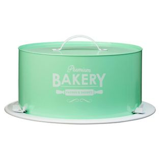 Global Amici Mint Bakery Cake Stand