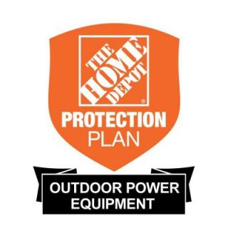 The 3 Year Protection Plan for Outdoor Power Equipment ($300 $399.99) S36OUT400