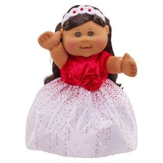 Cabbage Patch Kids Holiday Kid African American Girl, Red Dress