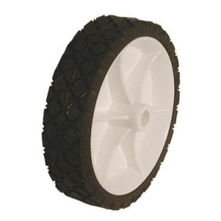 Partner 6 in. x 1 1/2 in. Plastic Mower Wheel PR1088001