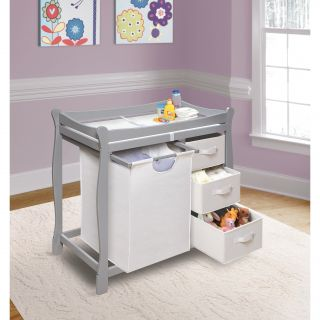 Baby & Kids Nursery Shop Changing Tables Badger Basket SKU: BP1865