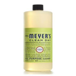 Mrs. Meyers 32 oz. Lemon Verbena Scent Multi Purpose Cleaner 12116