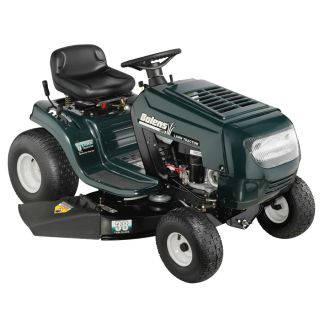 Bolens 13.5 HP Manual 38 in Riding Lawn Mower with Briggs & Stratton Engine (CARB)