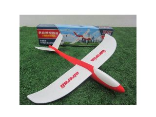 DIY Funny Lightweight Foam Airplane Hand Throwing Glider Model Flying Plane Toy Great Gift Present For Child Kid