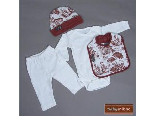 Baby Milano Unique Baby Clothes Outfit