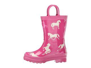 Hatley Kids Classic Horses Rainboots (Toddler/Little Kid)