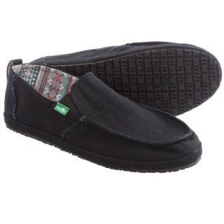 Sanuk Commodore Canvas Shoes (For Men) 115RJ 40