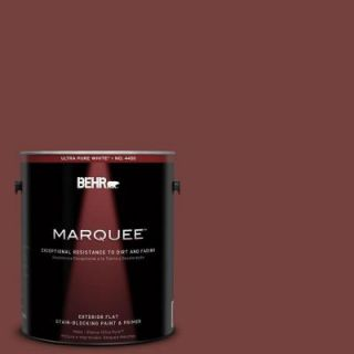 BEHR MARQUEE 1 gal. #PMD 89 Decadence Flat Exterior Paint 445301