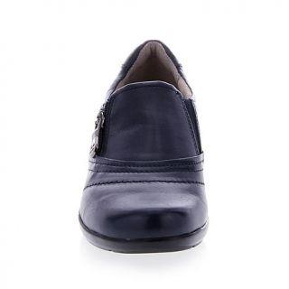 """Naturalizer """"Clarissa"""" Zip Up Athleisure Shoe   7581896"""