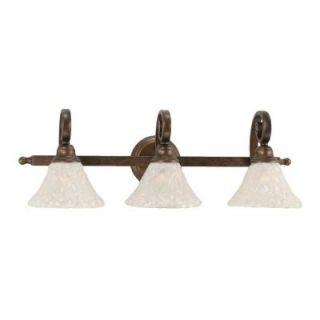 Filament Design Concord 3 Light Bronze Vanity Light CLI TL5010063