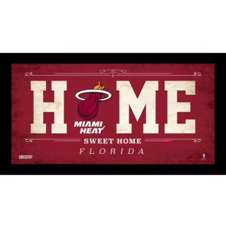 Miami Heat 10x20 Home Sweet Home Sign   17464148