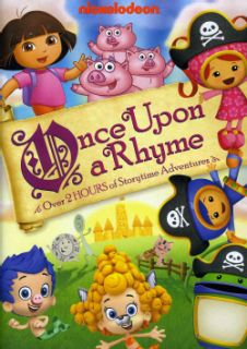 Nickelodeon Favorites: Once Upon A Rhyme (DVD)   Shopping