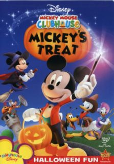 Mickey Mouse Clubhouse: Mickeys Treat (DVD)   Shopping