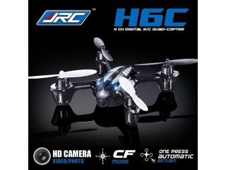 JJRC H6C New Version 2.4G 4CH Headless Mode Quadcopter with 2MP Camera