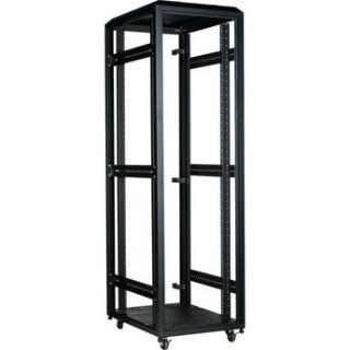 iStarUSA WX 428 800mm 4 Post Open Frame Rack (42 RU) WX 428