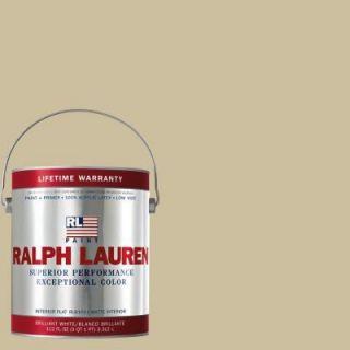 Ralph Lauren 1 gal. New Ale Flat Interior Paint RL1479F