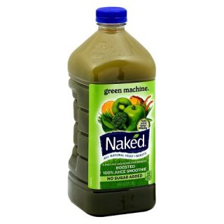 Naked Green Machine Boosted Juice Smoothie 64 oz